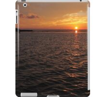 Mobile Bay Sunset #2 iPad Case/Skin