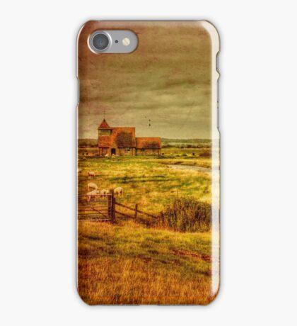 St Thomas Becket Fairfield iPhone Case/Skin