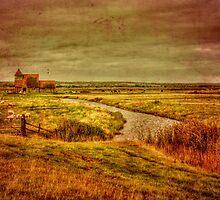 St Thomas Becket Fairfield by Dave Godden