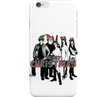 Merry Christmas from The Scooby Gang! iPhone Case/Skin