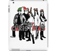 Merry Christmas from The Scooby Gang! iPad Case/Skin