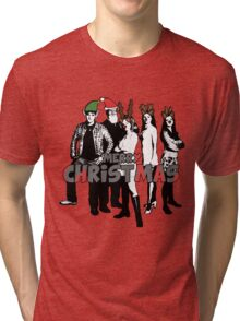 Merry Christmas from The Scooby Gang! Tri-blend T-Shirt