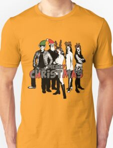 Merry Christmas from The Scooby Gang! T-Shirt
