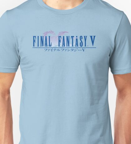 Final Fantasy V Unisex T-Shirt