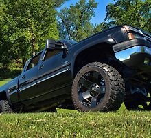 2012 Chevrolet 2500 HD Pickup Truck by TeeMack
