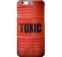 Toxic Waste Barrel iPhone Case/Skin