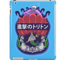 Attack On Triton iPad Case/Skin