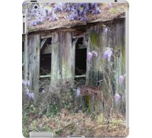 Buried In Blossoms iPad Case/Skin