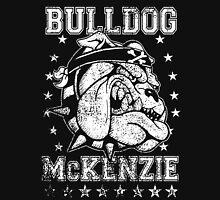 Bulldog Mckenzie Distress1 Unisex T-Shirt
