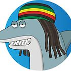 Reggae Shark by rlaunchbury