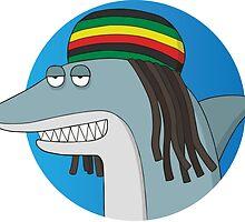 Reggae Shark by rlaunchbury