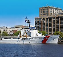Us Coast Guard by Linda Yates
