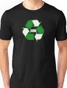 Recycle Karma Unisex T-Shirt