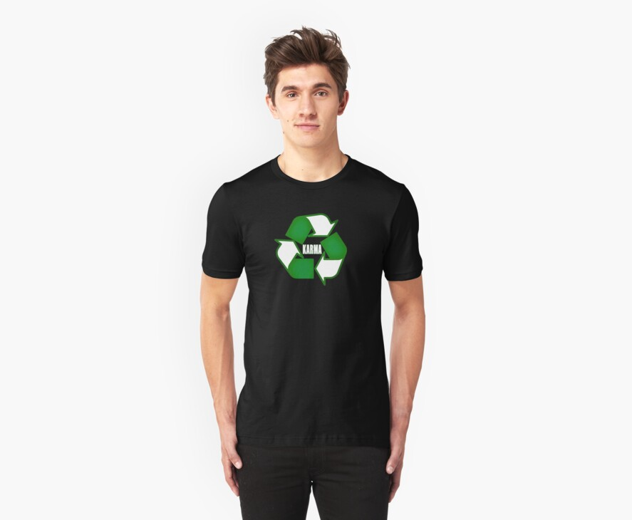 Recycle Karma by Laura Cooper