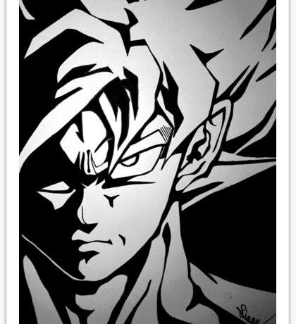 Son Goku - Dragon Ball Z Sticker