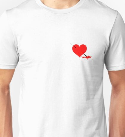 Castle Heart  Unisex T-Shirt