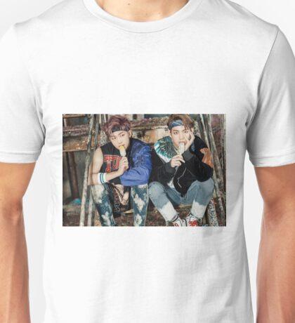 BTS You Never Walk Alone V & Rap Monster Unisex T-Shirt