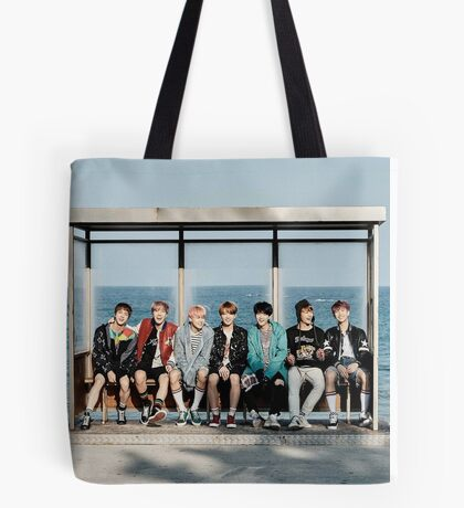 BTS You Never Walk Alone Tote Bag