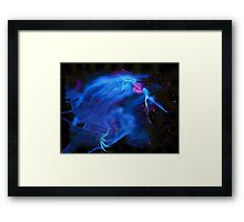 WDV - 280 - Patient Game Framed Print