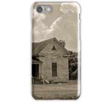 Twin Gables iPhone Case/Skin