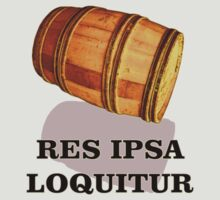 "Res Ipsa Loquitur  - ""The Thing Speaks for Itself"" by SAITKEN"