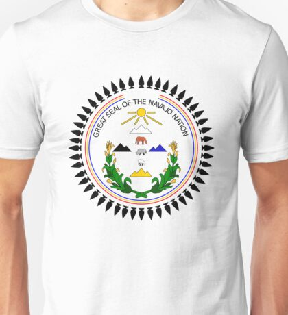 Navajo Nation  Unisex T-Shirt