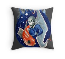 Underwater Dreams Throw Pillow