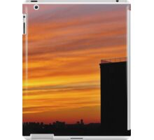 Sunset in the Big City, NYC iPad Case/Skin