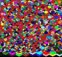 Rubik's Psymotion by Zack Kalimero