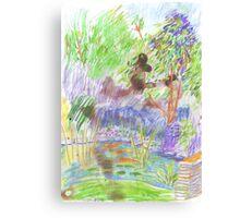Arthur McElhone Reserve Canvas Print