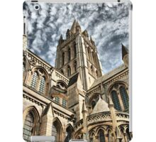 Truro cathedral iPad Case/Skin
