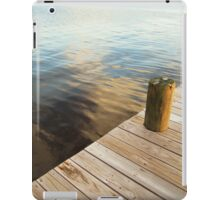 River Zen iPad Case/Skin
