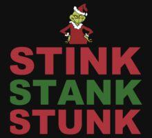 STINK STANK STUNK Kids Clothes