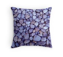 Rocks - Lake St Claire - Tasmania Throw Pillow