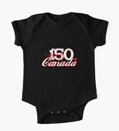 Celebrate Canada 150 One Piece - Short Sleeve