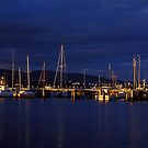 Boats - Apollo Bay - Victoria by James Pierce
