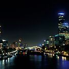 Southbank - Melbourne - Victoria by James Pierce