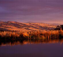 Summer Storm - Wombat Hills - Victoria by James Pierce