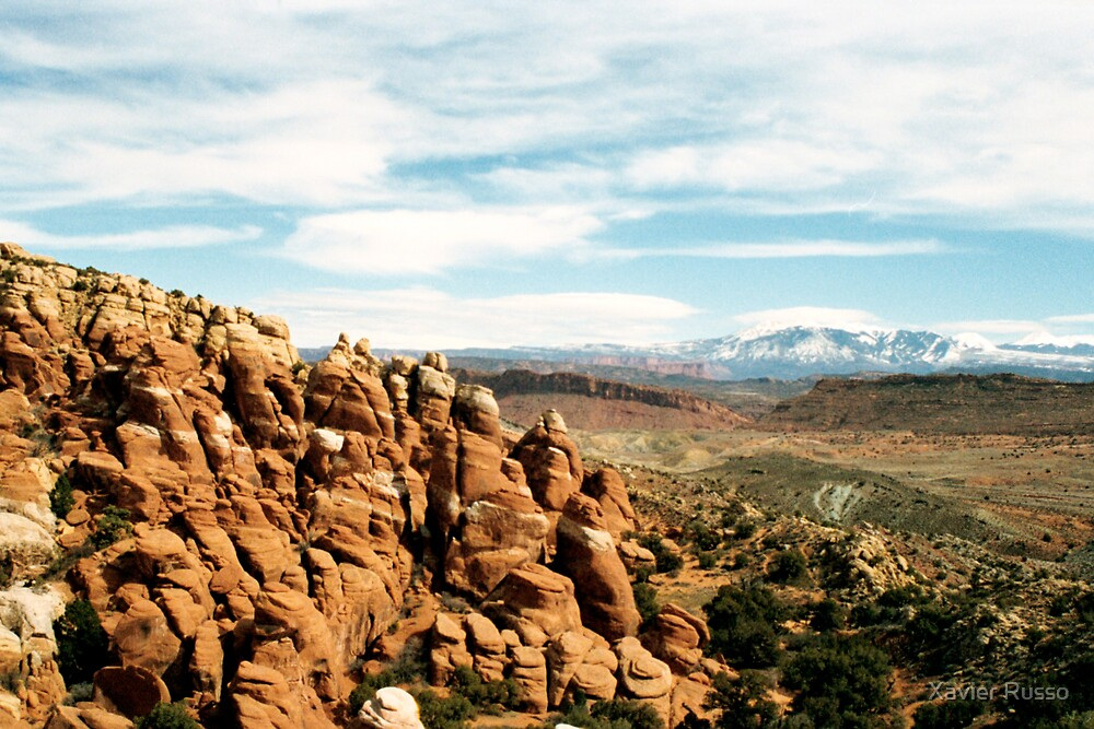 Arches National Park - Utah by Xavier Russo