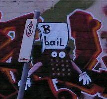 B for Bail by RandomAlex