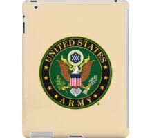 U.S. Army Emblem iPad Case/Skin