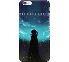 Kirito Night Sky iPhone Case/Skin