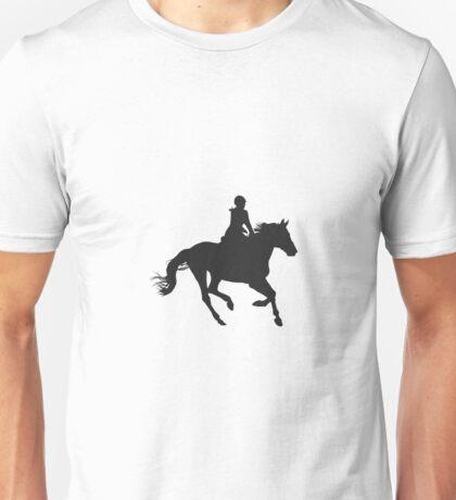 Horse emblem Unisex T-Shirt