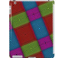 CHECKED AGAIN iPad Case/Skin