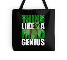 Think Like A Mad Genius Tote Bag