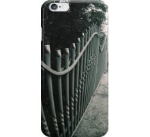 Lines and tracks iPhone Case/Skin