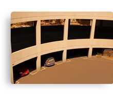 PARKING 2 Canvas Print
