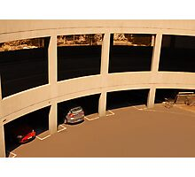 PARKING 2 Photographic Print