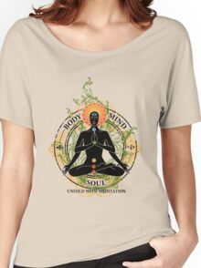 Mind Body and Soul KUNDALINI Women's Relaxed Fit T-Shirt