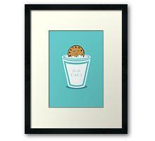 Hot Tub Cookie Framed Print
